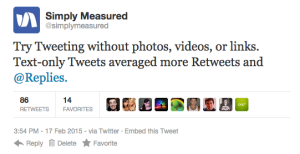 5 surprising tips for tweets that drive engagement