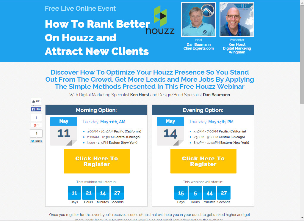 How to use webinars for lead generation